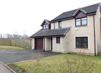 Thumbnail 4 bedroom detached house for sale in Castledyke Road, Carstairs, Lanark