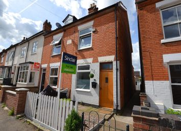 Thumbnail 2 bed terraced house for sale in Cemetery Road, Sileby, Leicestershire