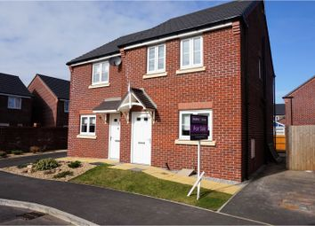 Thumbnail 3 bed semi-detached house for sale in Thistleton Close, St. Helens