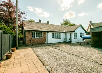 Thumbnail 4 bed bungalow for sale in Cae Rhug Lane, Gwernaffield, Mold