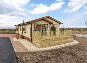 Thumbnail 2 bed mobile/park home for sale in 2 Cedar, Monks Muir Park, Haddington