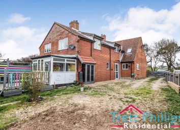 Thumbnail 4 bed semi-detached house for sale in Beach Road, Happisburgh, Norwich