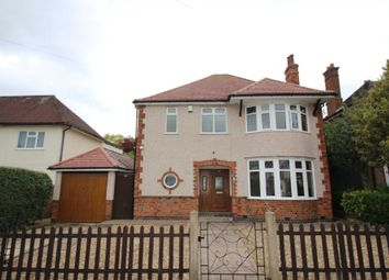 Thumbnail 3 bed detached house for sale in Abbots Road South, Off Scraptoft Lane, Humberstone