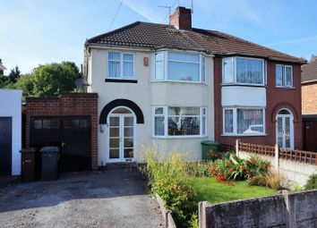 Thumbnail 3 bed semi-detached house for sale in Renton Road, Wolverhampton
