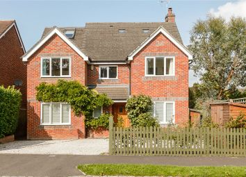 Thumbnail 5 bed detached house for sale in Manor Road, Henley-On-Thames, Oxfordshire