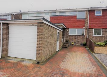 Thumbnail 3 bed terraced house for sale in Yellowhammers, Alton
