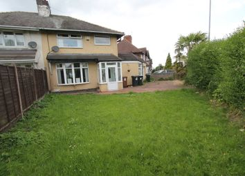Thumbnail 4 bed semi-detached house for sale in Hawthorne Road, Walsall