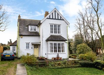 Thumbnail 3 bed detached house for sale in Harefield Road, Uxbridge, Middlesex