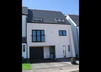 Thumbnail 3 bed semi-detached house to rent in Duffryn Oaks Drive, Bridgend