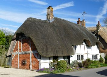 Thumbnail 3 bed cottage for sale in Front Street, East Garston, Hungerford