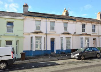 Thumbnail 5 bed terraced house for sale in Sydney Street, Plymouth, Devon