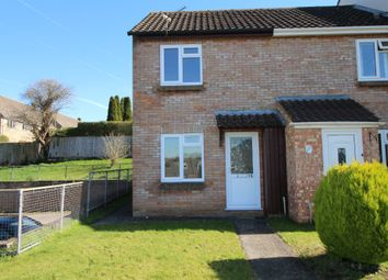 Thumbnail 1 bed semi-detached house to rent in Pavely Close, Chippenham