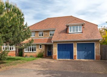 Thumbnail 5 bedroom detached house for sale in Berthold Mews, Beaulieu Drive, Waltham Abbey