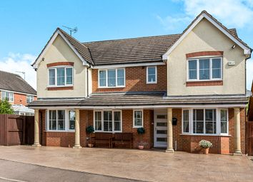 Thumbnail 5 bedroom detached house for sale in Pargate Close, Marehay, Ripley
