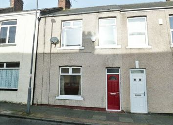 Thumbnail 3 bed terraced house for sale in North Street, Spennymoor, Durham