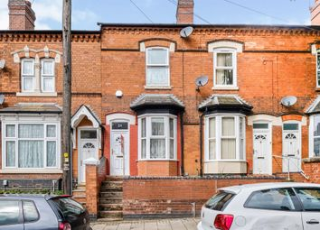 3 bed terraced house for sale in Wattville Road, Handsworth, Birmingham B21