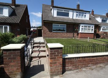 Thumbnail 3 bed semi-detached house to rent in Egerton Road, Prescot