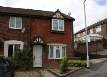 Thumbnail 3 bed end terrace house to rent in Bakers Close, Chaddlewood, Plympton, Devon