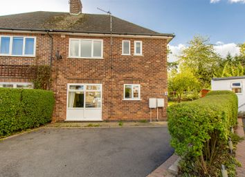 Thumbnail 3 bed semi-detached house for sale in The Copse, Beeston, Nottingham