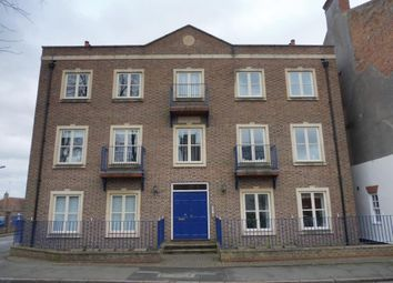 Thumbnail 2 bedroom flat to rent in High Street, Spalding