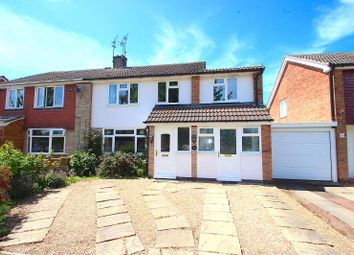 Thumbnail 4 bed semi-detached house for sale in Kings Walk, Leicester Forest East, Leicester