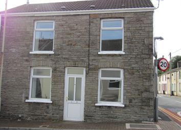 Thumbnail 4 bed end terrace house to rent in Pryce Street, Mountain Ash