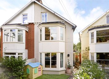Thumbnail 3 bed semi-detached house for sale in Feltham Avenue, East Molesey, Surrey