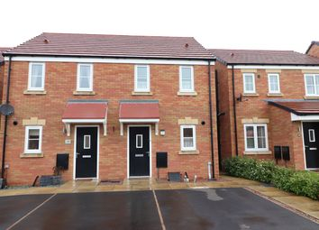 Thumbnail 2 bed semi-detached house for sale in Melbreak Avenue, Brackenleigh, Carlisle