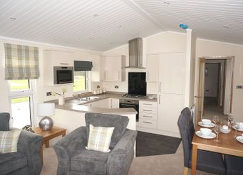 Thumbnail 2 bed lodge for sale in Sherwood 46, South Lakeland Leisure Village, Dock Acres, Borwick Lane, Carnforth