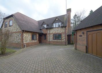 Thumbnail 5 bed detached house for sale in Vicarage Road, Reading, Berkshire