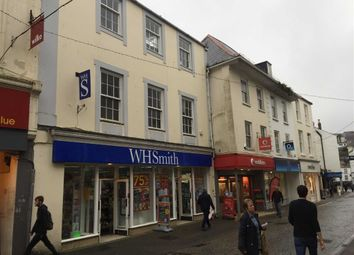 Thumbnail Commercial property for sale in 17/18, Market Street, Falmouth