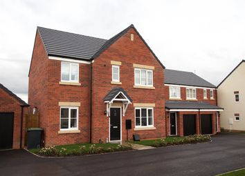 "Thumbnail 5 bed detached house for sale in ""The Corfe"" at Harrington Close, Gedling, Nottingham"
