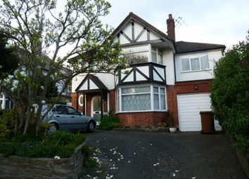 Thumbnail 4 bed detached house to rent in Old Church Lane, Stanmore