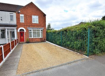 Thumbnail 2 bedroom end terrace house for sale in Villa Road, Coventry