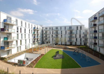 Thumbnail 2 bed flat for sale in Empire Way, Wembley