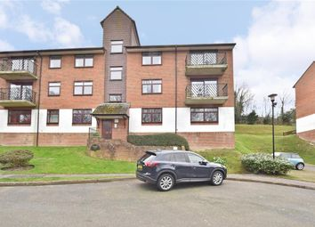 Thumbnail 1 bed flat for sale in Hillside Road, Whyteleafe, Surrey