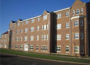 Thumbnail 2 bed flat for sale in Master Road, Thornaby, Stockton-On-Tees