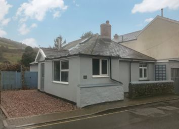 Thumbnail 3 bed bungalow for sale in Victoria Street, Combe Martin, Ilfracombe