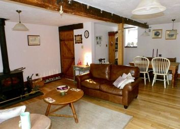 Thumbnail 3 bed end terrace house for sale in Corner Farm Cottage, Goody Hills, Mawbray, Maryport, Cumbria