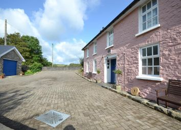 Thumbnail 5 bed detached house for sale in Llanllwni, Llanybydder