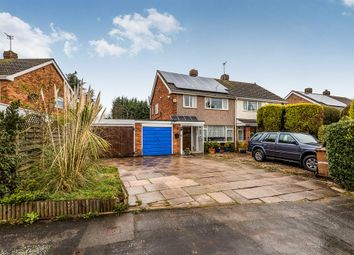 Thumbnail 3 bed semi-detached house for sale in Harwood Road, Lichfield