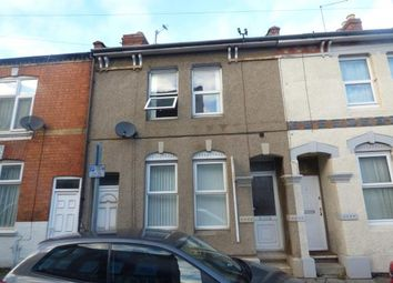 Thumbnail 5 bed terraced house for sale in St. Michael's Road, Northampton, Northamptonshire