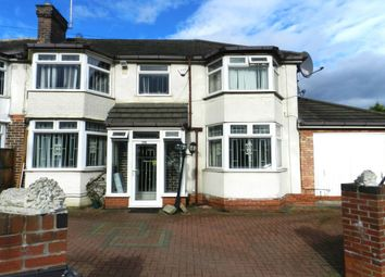 Thumbnail 4 bedroom semi-detached house for sale in Bromford Road, Hodge Hill, Birmingham