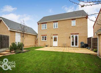 3 bed detached house for sale in Primrose Avenue, Downham Market PE38