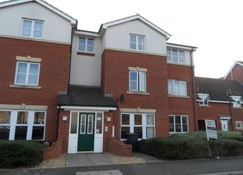 Thumbnail 2 bed flat to rent in Tinus Avenue, Hampton Vale, Peterborough