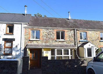 Thumbnail 2 bed terraced house for sale in Llangwm, Haverfordwest