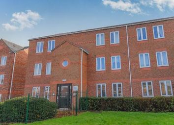 Thumbnail 2 bedroom flat for sale in Essex House, Darwin Close, York, North Yorkshire