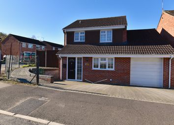 Thumbnail 3 bed detached house for sale in Rowan Way, Yeovil