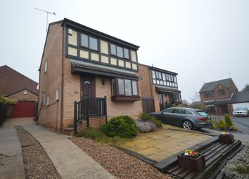 Thumbnail 3 bed detached house for sale in Woodmoor Rise, Crigglestone, Wakefield