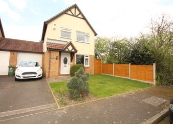 Thumbnail 3 bedroom detached house for sale in Farmbrook, Luton